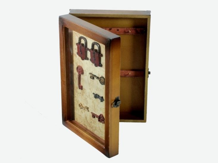 Фото - Ключница Настенная Старые Ключи купить в киеве на подарок, цена, отзывы