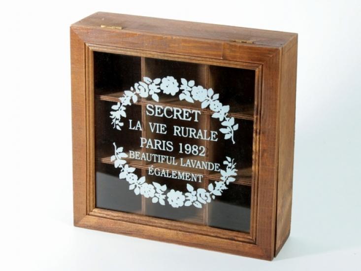 Фото - Ящик шкатулка Соты Винтаж купить в киеве на подарок, цена, отзывы