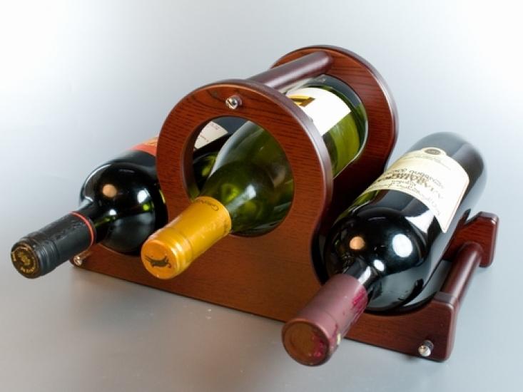 Фото - Мини Бар на 3 бутылки купить в киеве на подарок, цена, отзывы