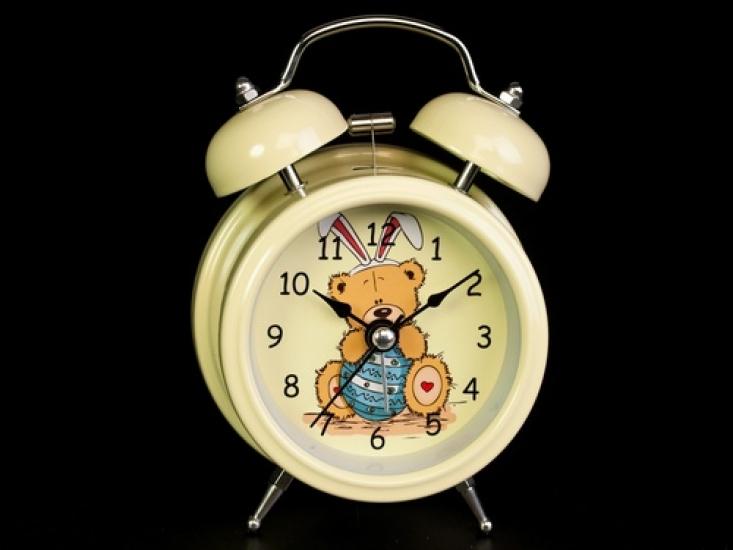 Фото - Будильник Мишка 12,5 см купить в киеве на подарок, цена, отзывы