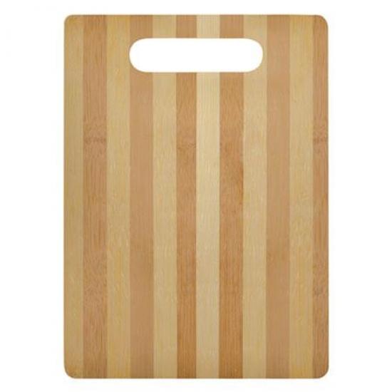 Фото - Доска разделочная бамбук 28х18см купить в киеве на подарок, цена, отзывы