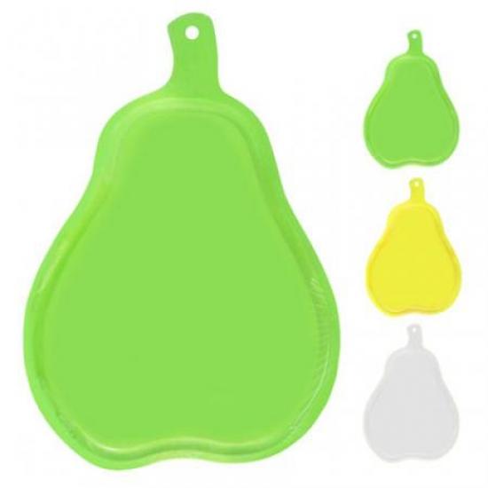 Фото - Разделочная доска пластиковая Груша купить в киеве на подарок, цена, отзывы
