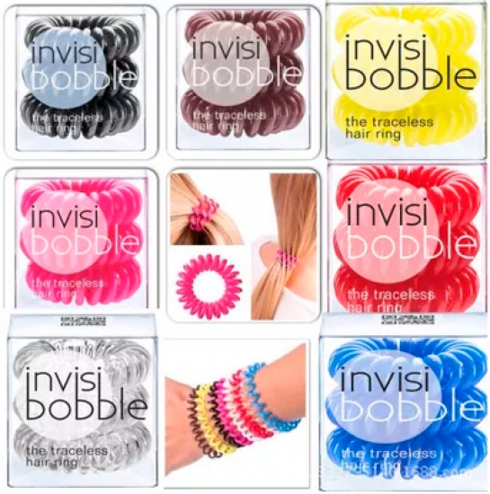 Фото - Резинка - браслет  invisibobble купить в киеве на подарок, цена, отзывы