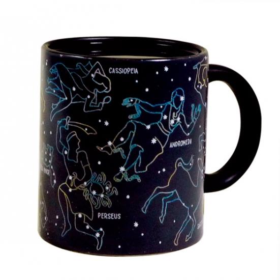 Фото - Чашка-хамелеон Starry sky купить в киеве на подарок, цена, отзывы