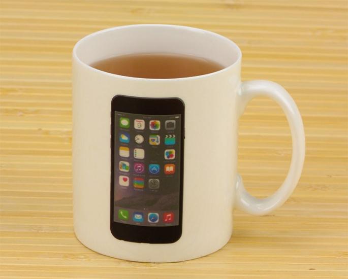 Фото - Чашка iPhone купить в киеве на подарок, цена, отзывы