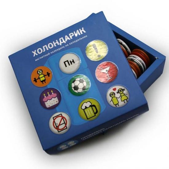 Фото - Магнитный органайзер Холондарик купить в киеве на подарок, цена, отзывы