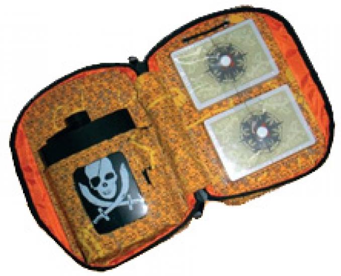 Фото - Набор пирата Деньги на бочку купить в киеве на подарок, цена, отзывы