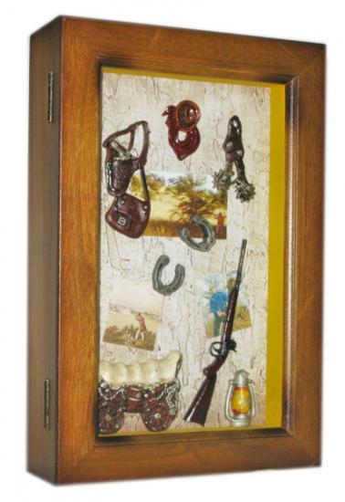 Фото - Ключница Охотнику купить в киеве на подарок, цена, отзывы