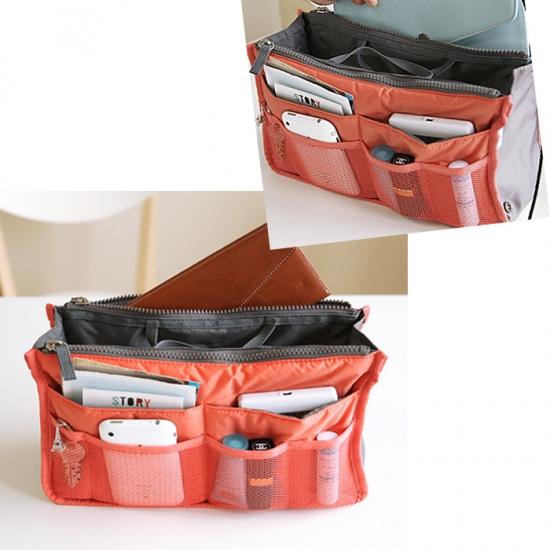 Фото - Органайзер Bag in bag maxi красный купить в киеве на подарок, цена, отзывы