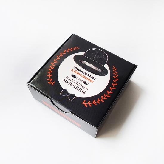 Фото - Шоколадный набор Для настоящего мужчины купить в киеве на подарок, цена, отзывы