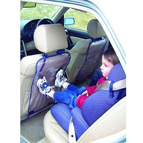Фото - Защита для автомобильного кресла Синяя купить в киеве на подарок, цена, отзывы