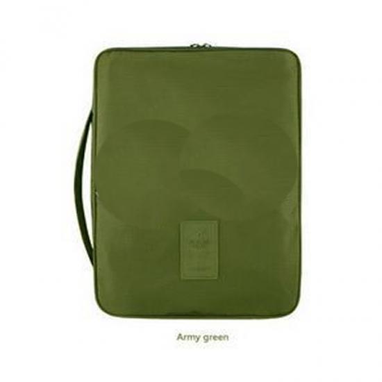 Фото - Органайзер для рубашек и блузок оливковый купить в киеве на подарок, цена, отзывы