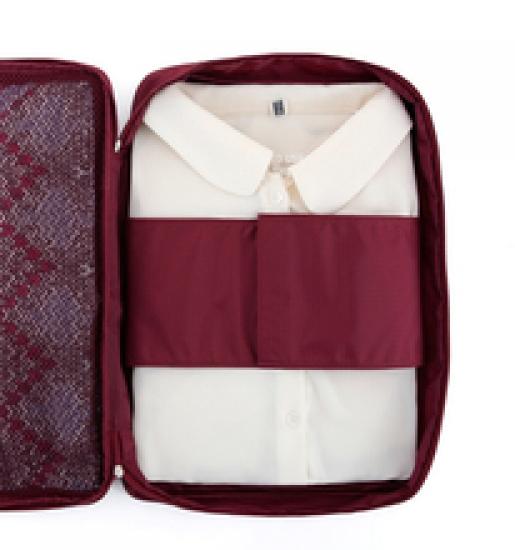Фото - Органайзер для рубашек и блузок бордовый купить в киеве на подарок, цена, отзывы