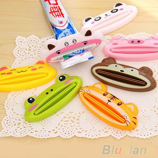 Фото - Зажим для зубной пасты и крема купить в киеве на подарок, цена, отзывы