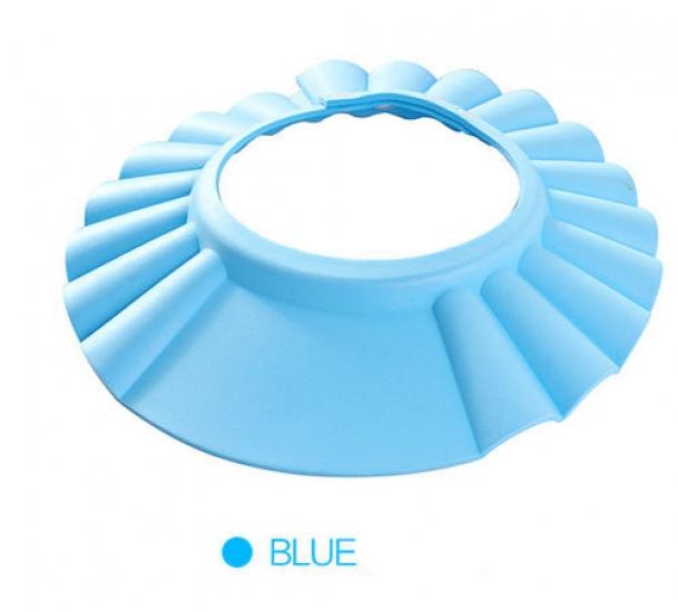 Фото - Шапочка для купания младенцев Голубая купить в киеве на подарок, цена, отзывы