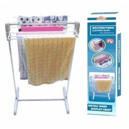 Фото - Сушилка для белья Multifunctional clothes rack купить в киеве на подарок, цена, отзывы