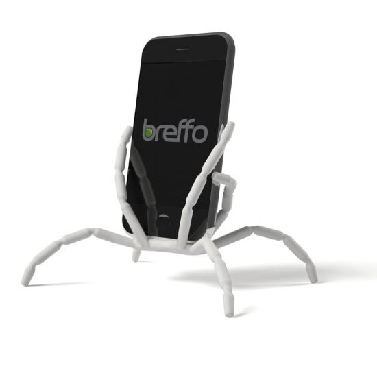 Фото - Универсальная подставка для гаджетов Spider Pdium Белая купить в киеве на подарок, цена, отзывы