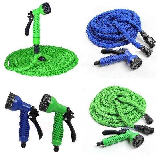 Фото - Шланг для полива X-hose 22,5м купить в киеве на подарок, цена, отзывы