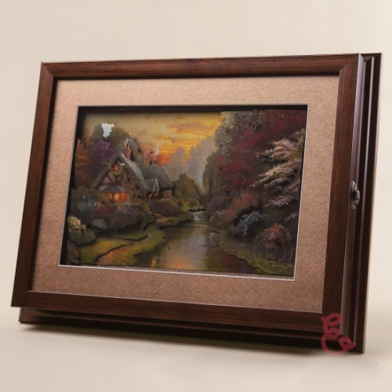 Фото - Ключница настенная Лесная Усадьба 35x27см купить в киеве на подарок, цена, отзывы