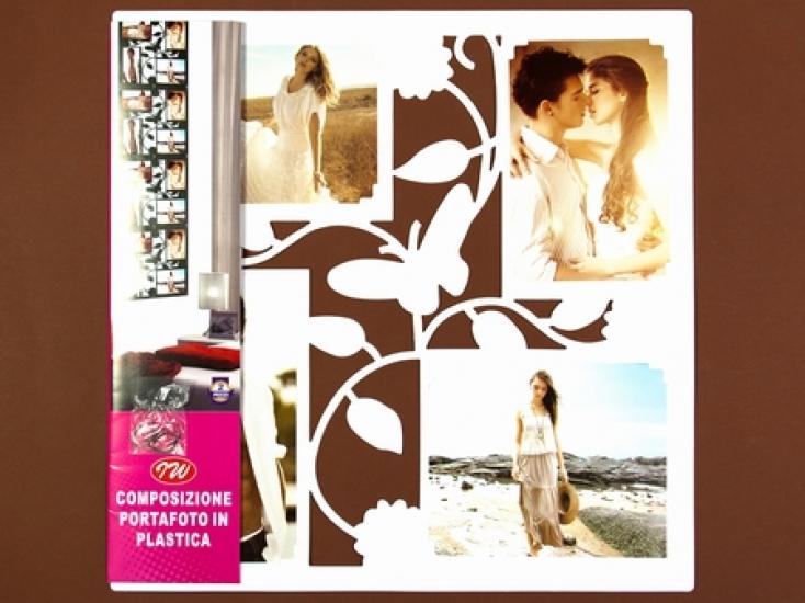 Фото - Фоторамка Butterfly white купить в киеве на подарок, цена, отзывы