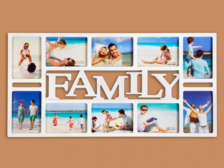 Фото - Фоторамка Family купить в киеве на подарок, цена, отзывы
