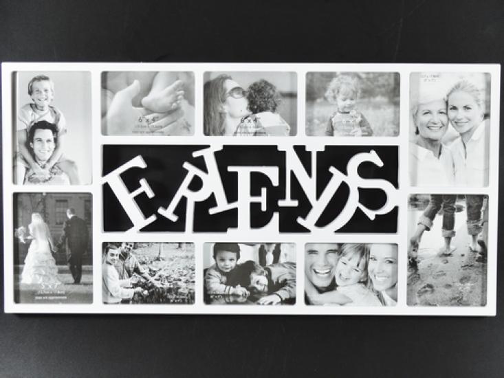 Фото - Фоторамка Friends купить в киеве на подарок, цена, отзывы