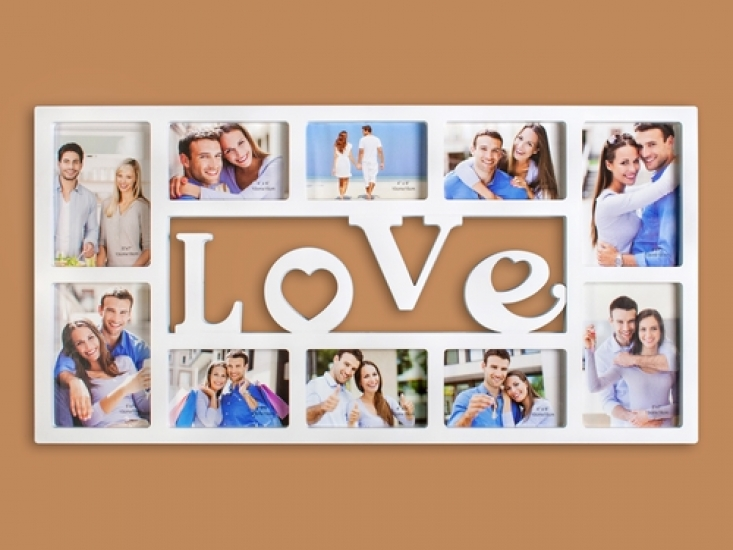 Фото - Фоторамка Love купить в киеве на подарок, цена, отзывы