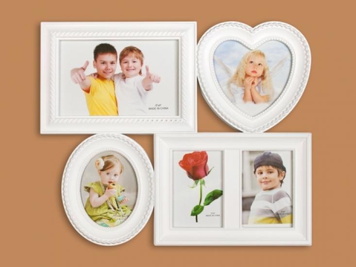 Фото - Фоторамка openwork heart купить в киеве на подарок, цена, отзывы