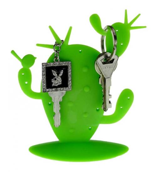 Фото - Кактус для ключей купить в киеве на подарок, цена, отзывы