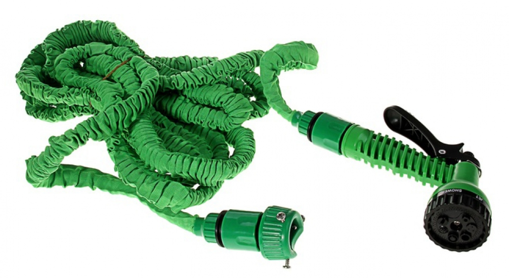 Фото - Шланг для полива X-hose 45м  купить в киеве на подарок, цена, отзывы