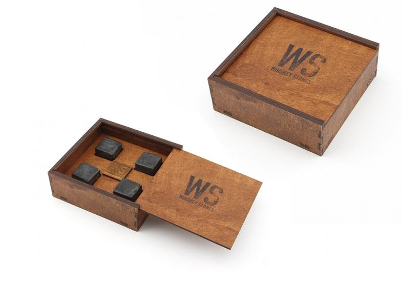 Фото - Камни для Виски Whiskey Stones WS VIP упаковка  купить в киеве на подарок, цена, отзывы