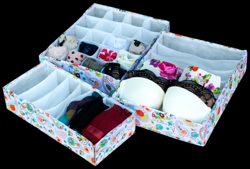 Фото - Комплект органайзеров из 3 шт Веселый огурец купить в киеве на подарок, цена, отзывы
