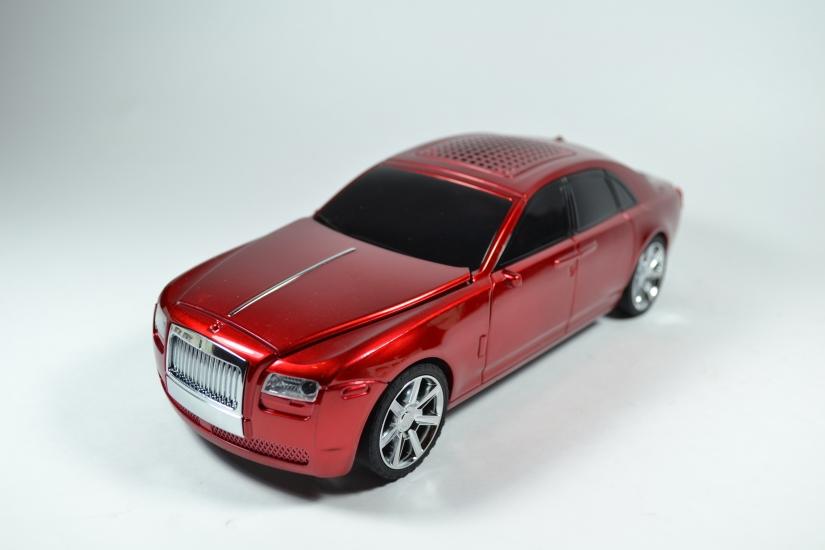 Фото - Колонка-машинка Rolls-Royce Phantom купить в киеве на подарок, цена, отзывы
