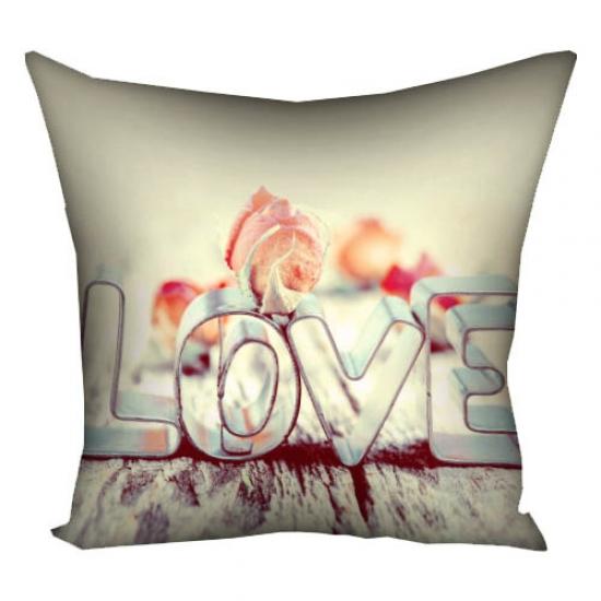 Фото - Подушка Love купить в киеве на подарок, цена, отзывы