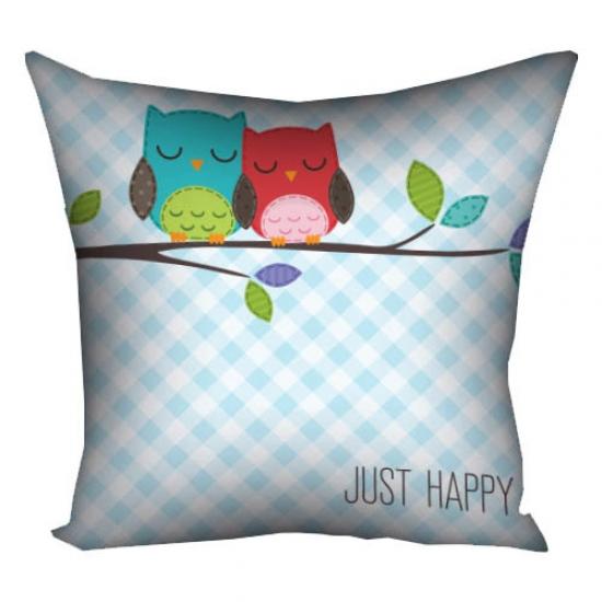 Фото - Подушка Just Happy купить в киеве на подарок, цена, отзывы