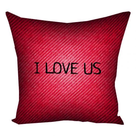 Фото - Подушка I Love Us купить в киеве на подарок, цена, отзывы