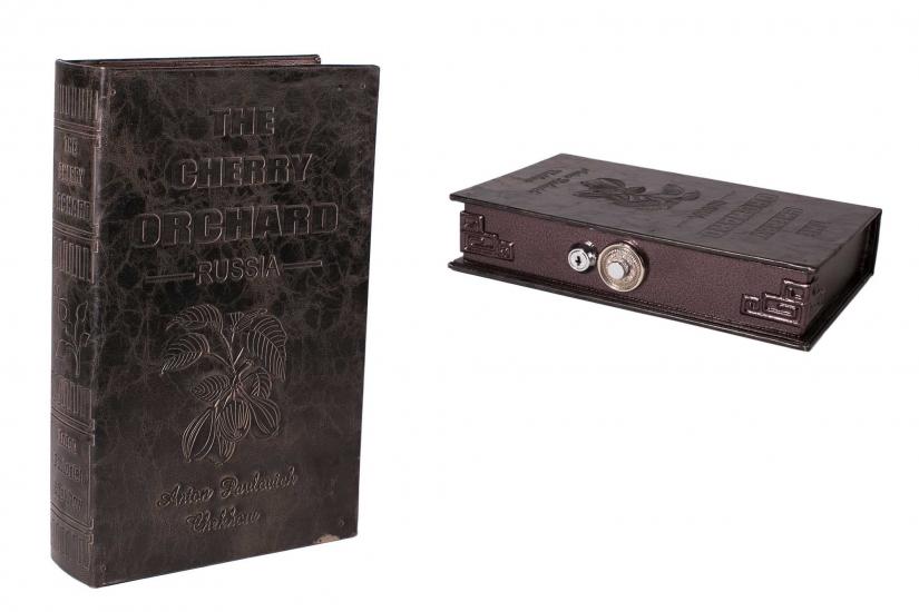 Фото - Книга сейф с кодовым замком и ключиком 26см купить в киеве на подарок, цена, отзывы