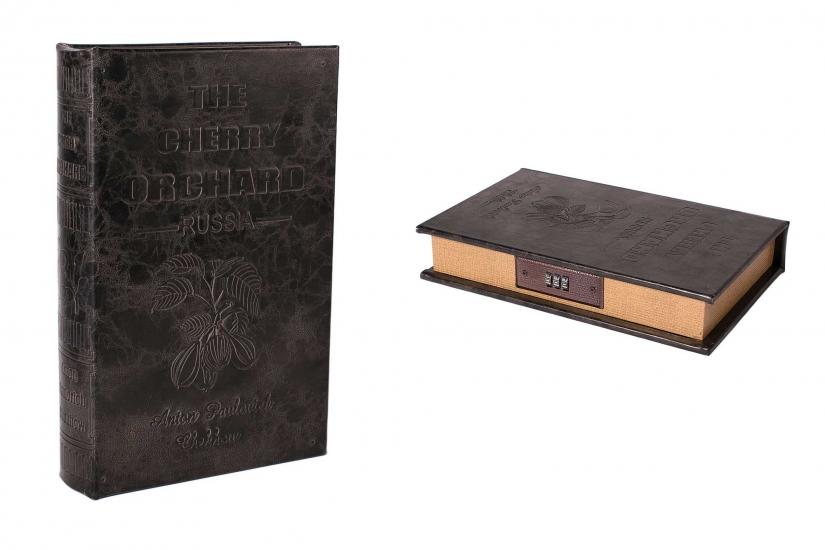 Фото - Книга сейф с кодовым замком А.П.Чехов 26см купить в киеве на подарок, цена, отзывы