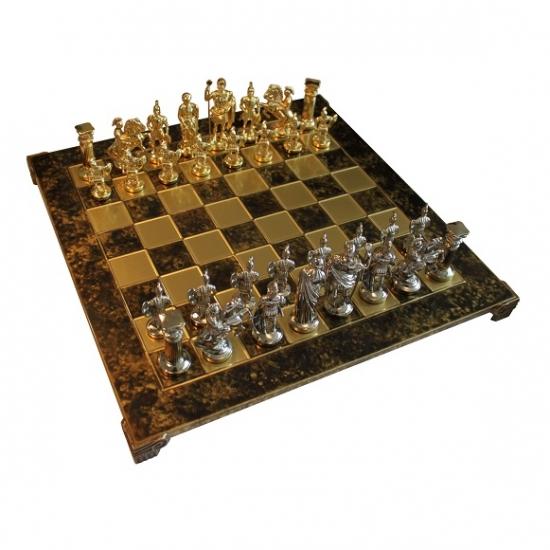 Фото - Шахматы Manopoulos Греко-римские 44х44см купить в киеве на подарок, цена, отзывы