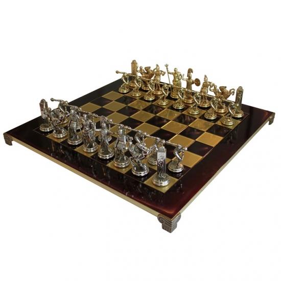 Фото - Шахматы Manopoulos Греко-римские Олимпийские Игры 54х54см купить в киеве на подарок, цена, отзывы
