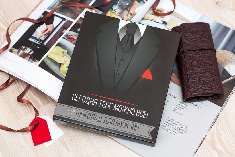 Фото - Шоколадный набор XL Сегодня тебе можно все купить в киеве на подарок, цена, отзывы
