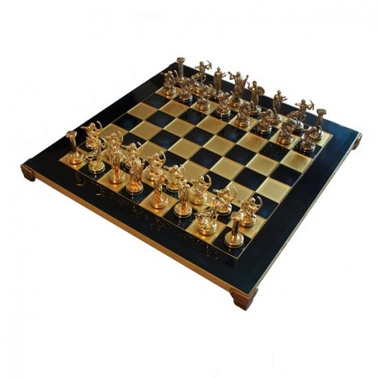 Фото - Шахматы Manopoulos Греко-римские Геркулес 36х36см купить в киеве на подарок, цена, отзывы