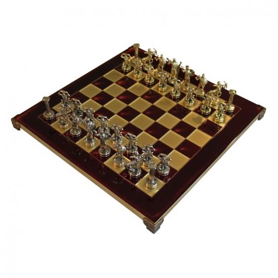 Фото - Шахматы Manopoulos Греко-римские Титаны 36х36см купить в киеве на подарок, цена, отзывы