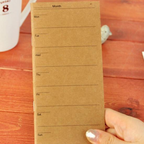 Фото - Крафтовый ежедневник на 48 дней купить в киеве на подарок, цена, отзывы