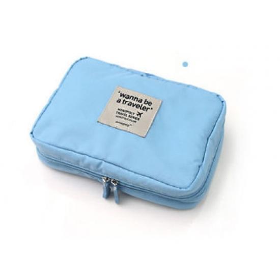 Фото - Органайзер дорожный Все под рукой Голубой  купить в киеве на подарок, цена, отзывы