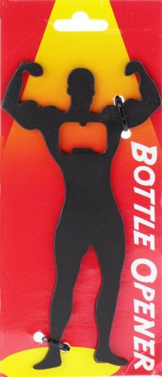 Фото - Открывалка бутылок культурист купить в киеве на подарок, цена, отзывы