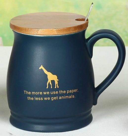 Фото - Эко Чашка Animal Planet Indigo купить в киеве на подарок, цена, отзывы