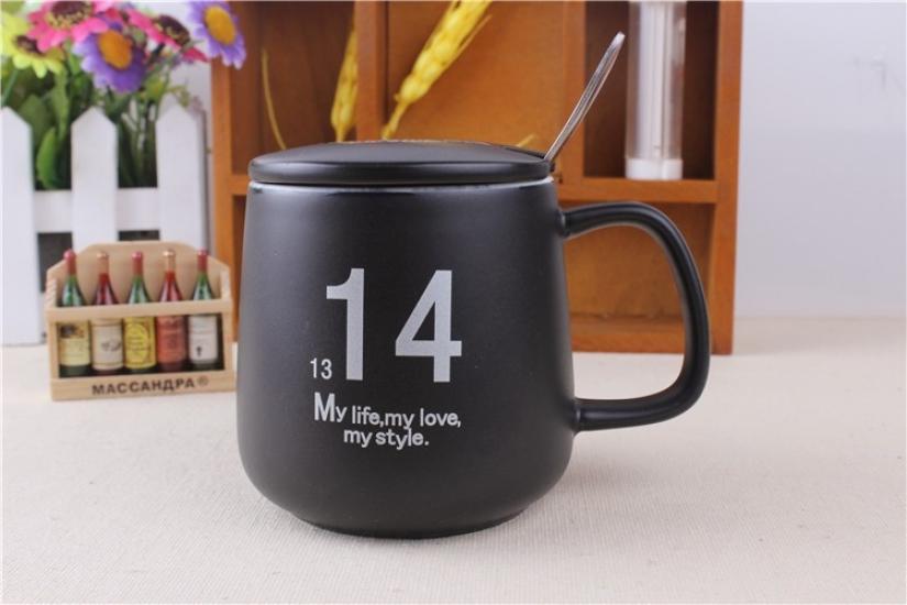 Фото - Чашка My Life, My Love, My Style Black купить в киеве на подарок, цена, отзывы