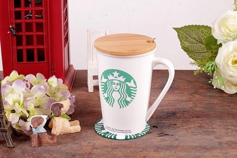 Фото - Чашка Starbucks 350 мл купить в киеве на подарок, цена, отзывы