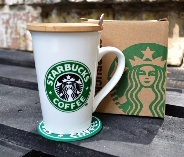 Фото - Чашка Starbucks 1992 350 мл купить в киеве на подарок, цена, отзывы